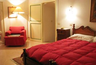camera da letto - Assisi