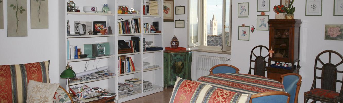 Prenota ora <strong>il tuo appartamento vacanze</strong> nel Palazzo Minciotti di Assisi